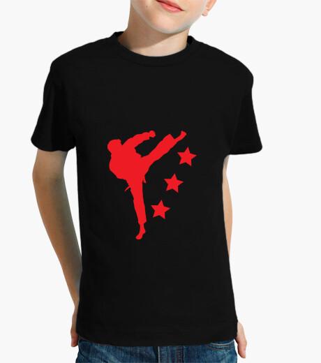 Shirt karate - martial art children's clothes