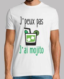 shirt man jpeux not jai mojito