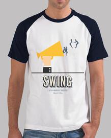 shirt man sexy swing hoppers