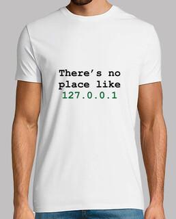 shirt man, white, geek / gaming.
