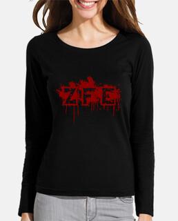 shirt manga epz long woman