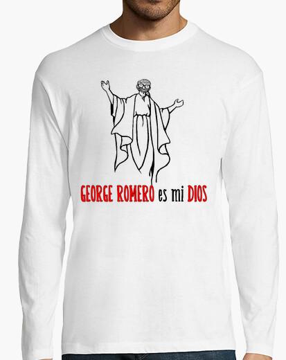 Shirt manga god long man rosemary t-shirt