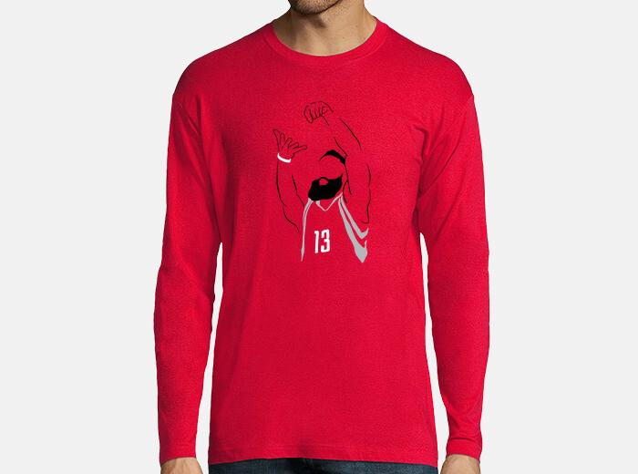 finest selection 5dc02 28bdc shirt manga long - james harden - cooking T-shirt - 1270605    Tostadora.co.uk