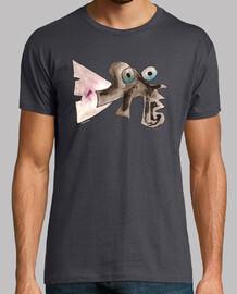 shirt octopus man