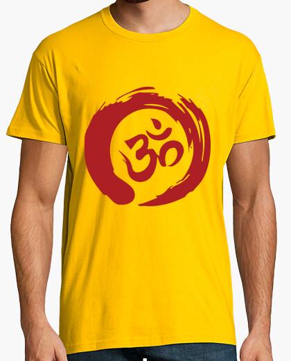 énorme réduction fdece 902e1 Tee-shirt shirt orange zen mantra om (homme) - 1010982 ...