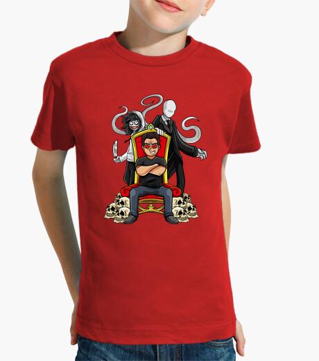 Vêtements enfant shirt pour enfants @ le trône de youman