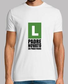 shirt pour les hommes pratiques recrue de père