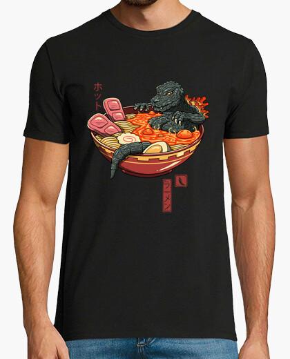 Tee-shirt shirt ramen roi de lave épicée homme