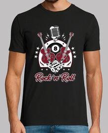 shirt Rocker rétro années 50