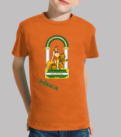 Shirt shield children andalusia