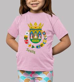 Shirt shield children sevilla province