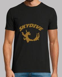 shirt skydiving - extremsport