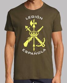shirt spanish legion mod.11