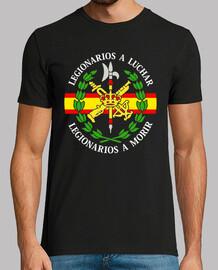 shirt spanish legion mod.4