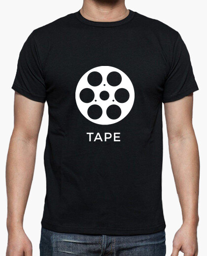 Shirt tape t-shirt