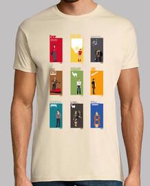 shirt unisex - cinema indie