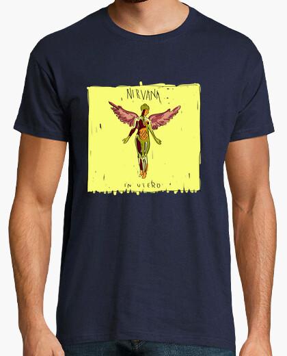 T-shirt shirt unisex - in utero