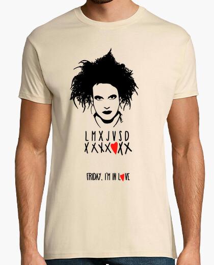 T-shirt shirt unisex - venerdì in amore