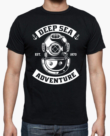 Shirt us navy diver deep mod.3 t-shirt