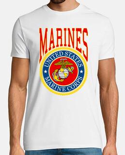shirt usmc marines mod.20