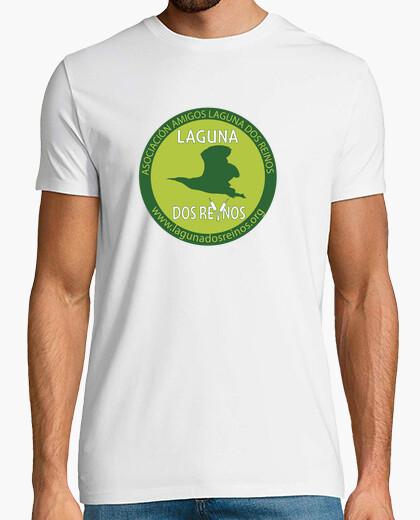 Tee-shirt shirt vert  homme  logo