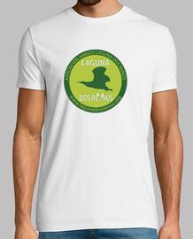 shirt vert  homme  logo