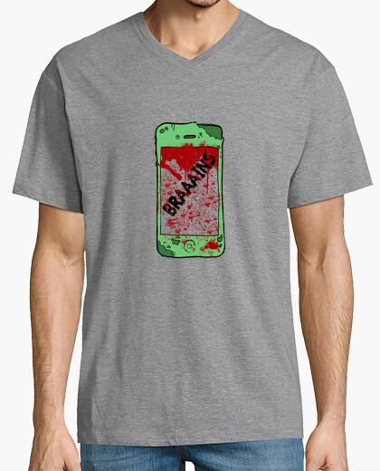 Shirt zombiephone peak t-shirt