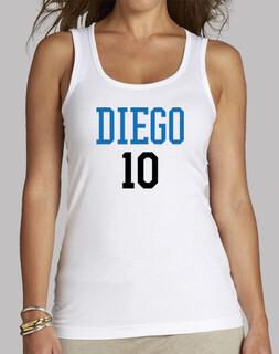 shirts fußball - fußball - diego 10