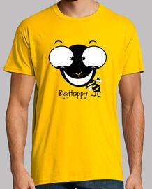 shirts für jungen biene glücklich