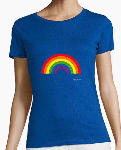 Tee-shirt shirts pour les lesbiennes: arcoris gais et lesbiennes