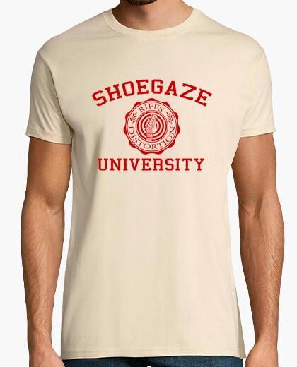 Tee-shirt shoegaze université