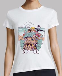 Shonen Magic Shirt Womens