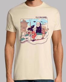 Shonen Spirits Shirt Mens