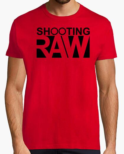 Camiseta SHOOTING RAW