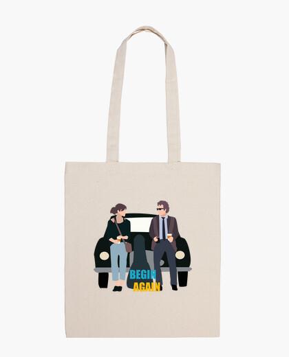 Bolsa Shopping Bag - Begin Again