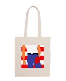 shopping bag - born in the usa
