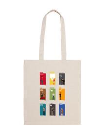 shopping bag - cinema indie