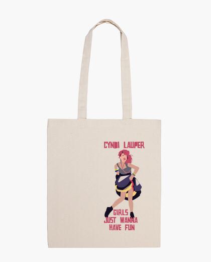Bolsa Shopping Bag - Cyndi Lauper