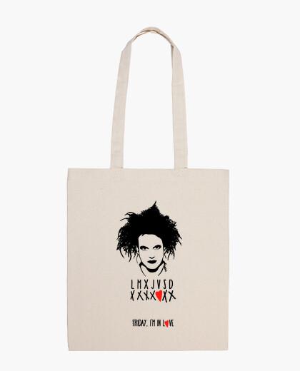 Bolsa Shopping Bag - Friday in Love