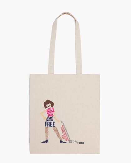 Bolsa Shopping Bag - I Want to Break Free