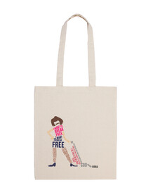 Shopping Bag - I Want to Break Free