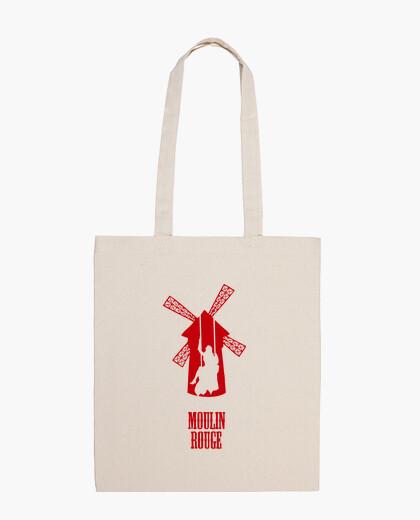Bolsa Shopping Bag - Moulin Rouge