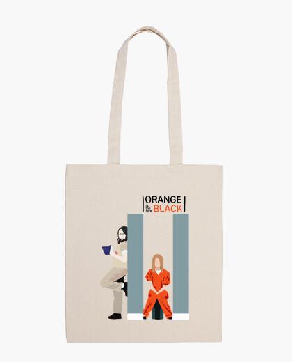 Bolsa Shopping Bag - Orange Is The New Black