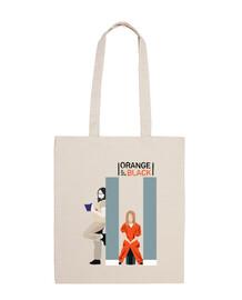 Shopping Bag - Orange Is The New Black