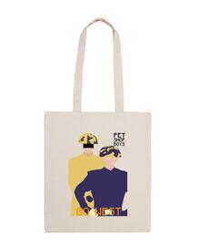 Shopping Bag - Pet Shop Boys