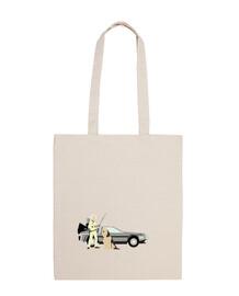 Shopping Bag - Regreso al Futuro