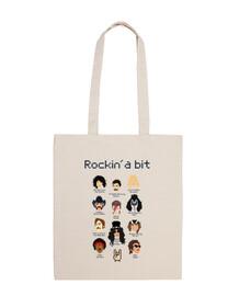 Shopping Bag - Rockin' a Bit