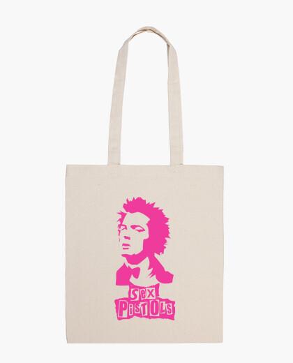 Bolsa Shopping Bag - Sid Vicious