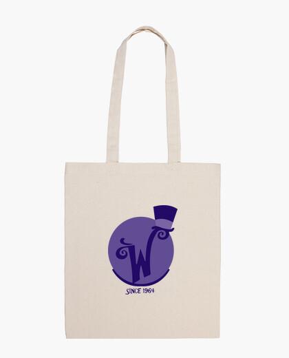 Bolsa Shopping Bag - Wonka