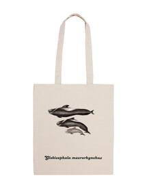 shoulder bag 100 cotton tropical calderón